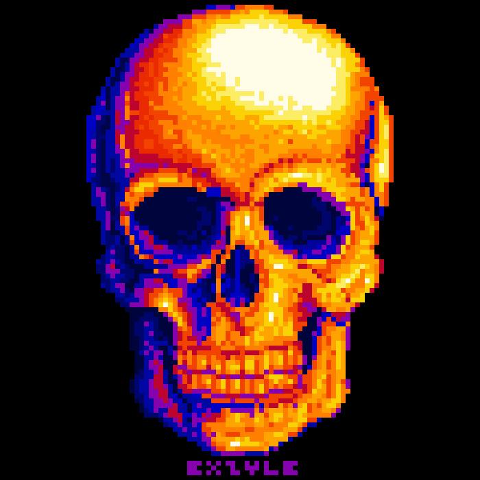 too skull for school