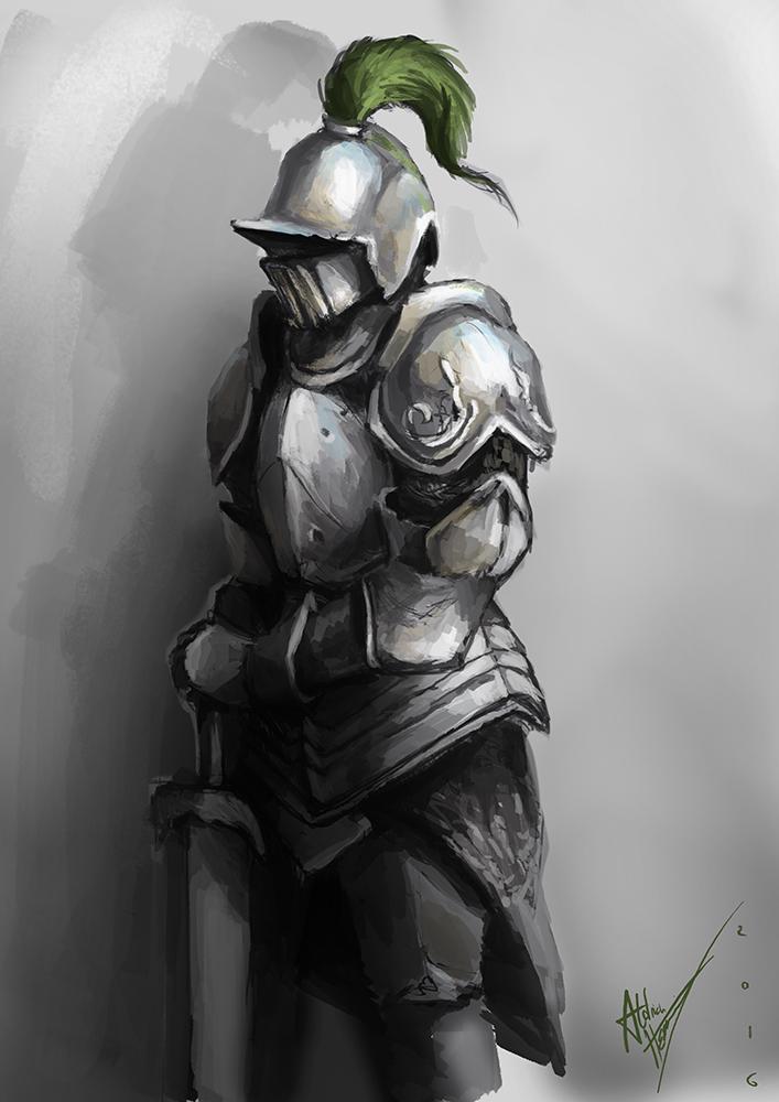 knight-sketch