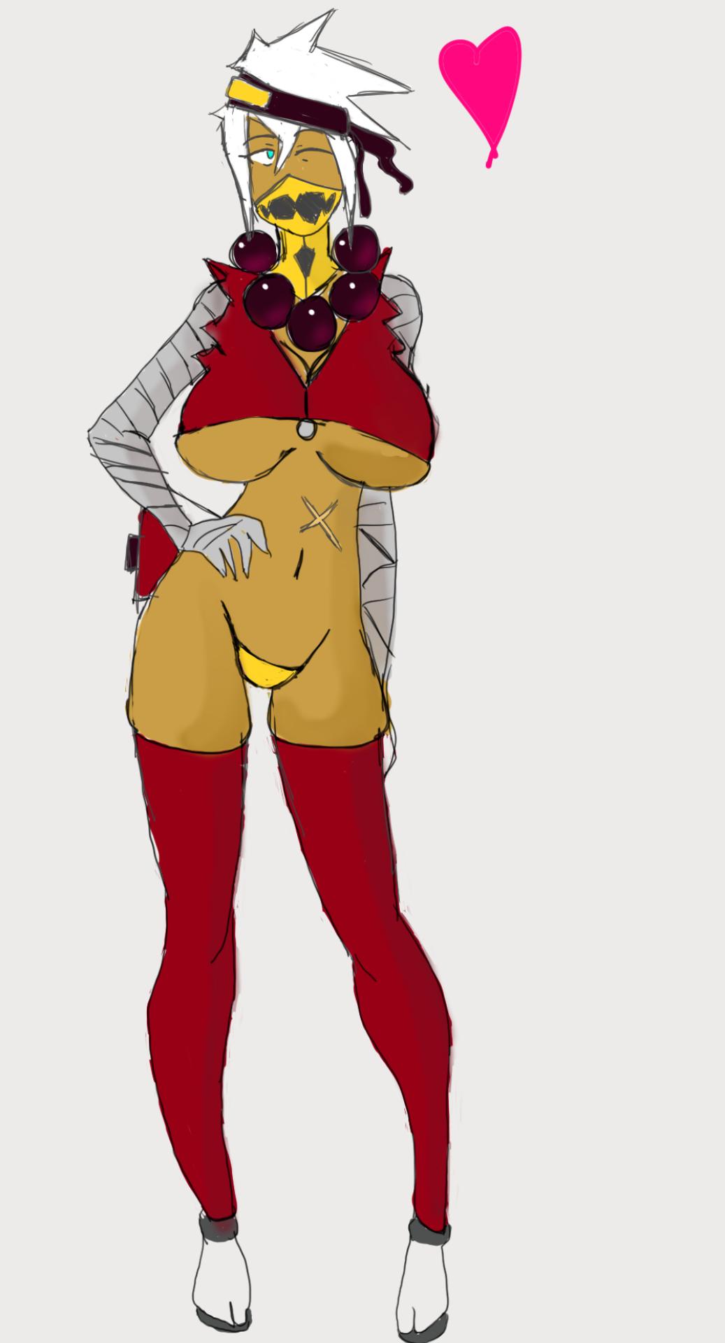 Akane ninja girl
