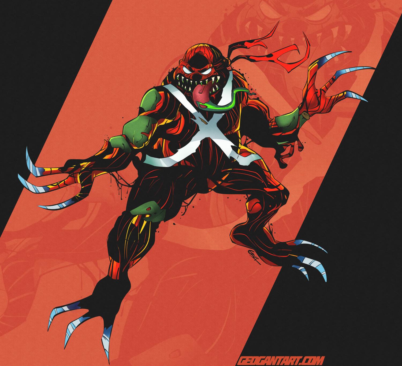 Teenage Mutant Ninja Symbiote