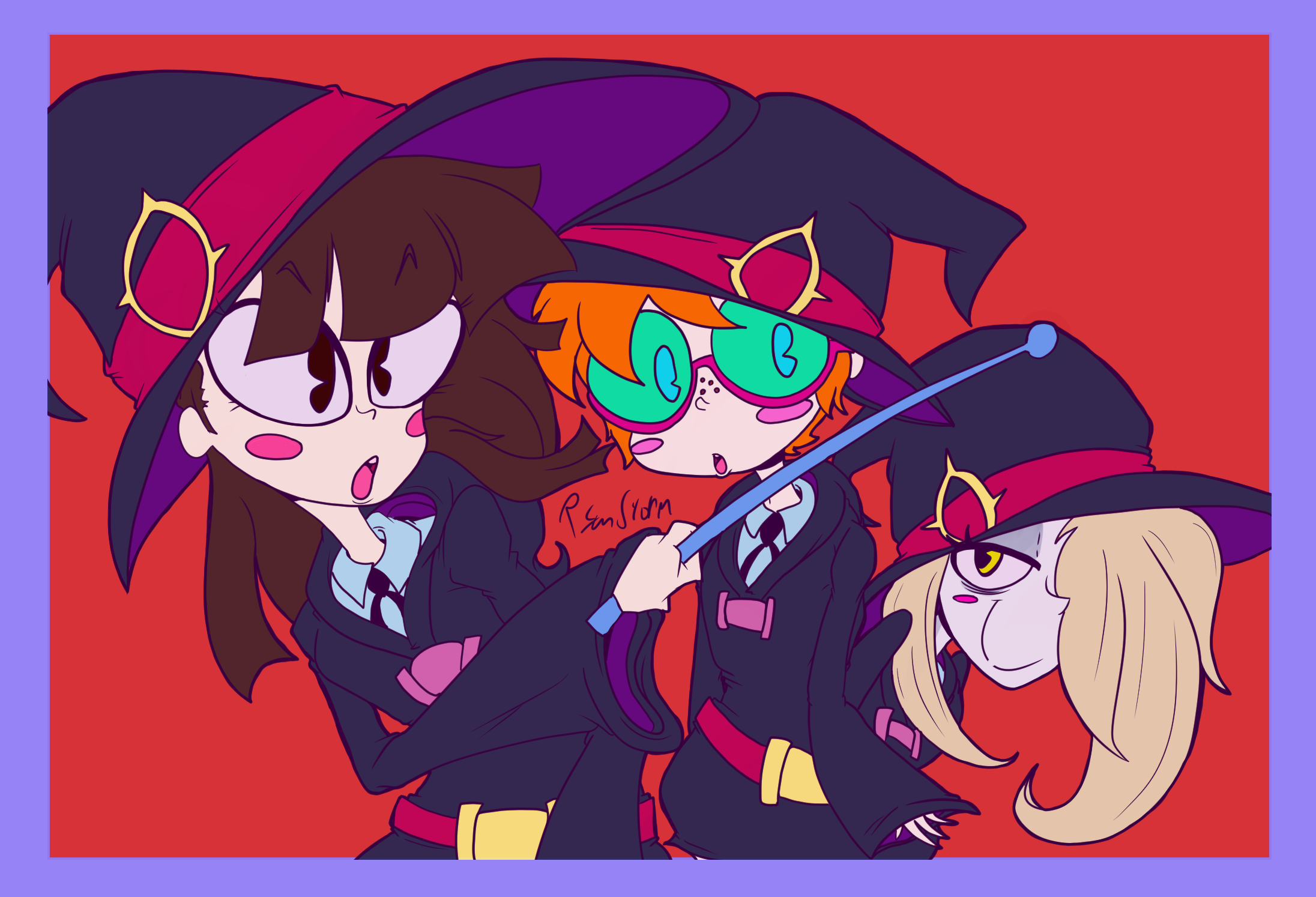 Little Witches Big Dreams