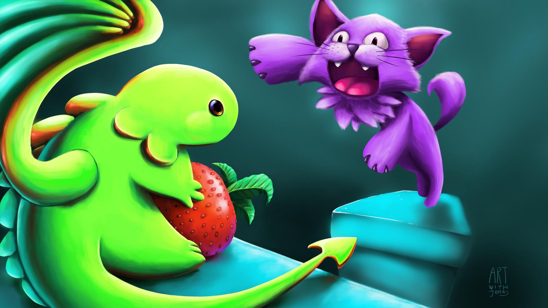 Fruit Thief