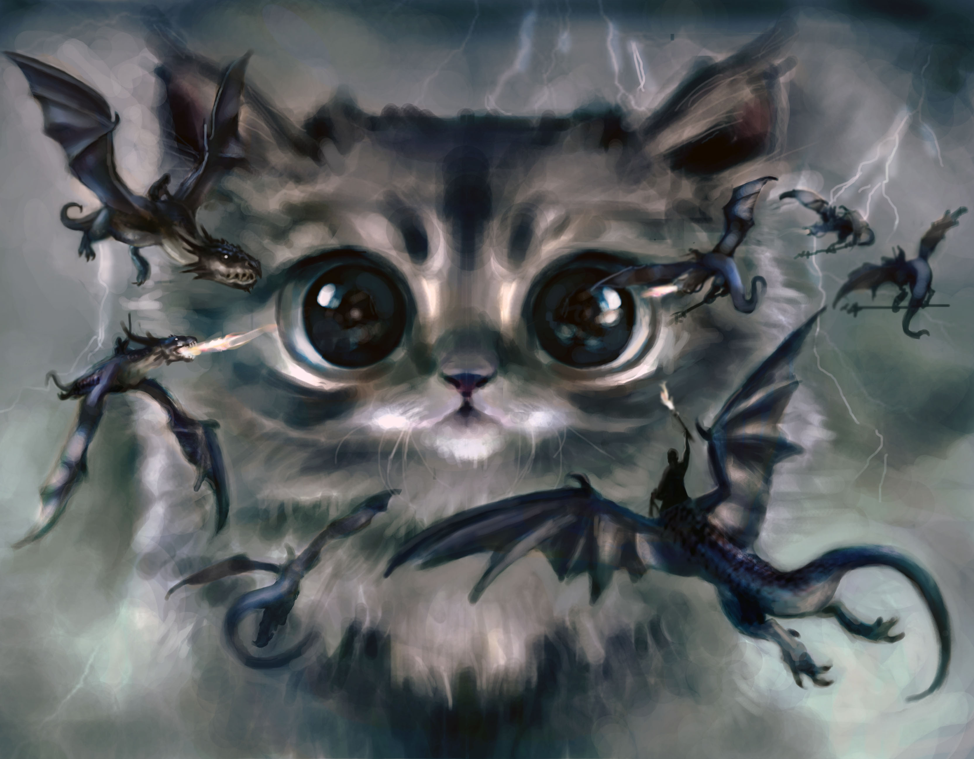 Kitten Cometh