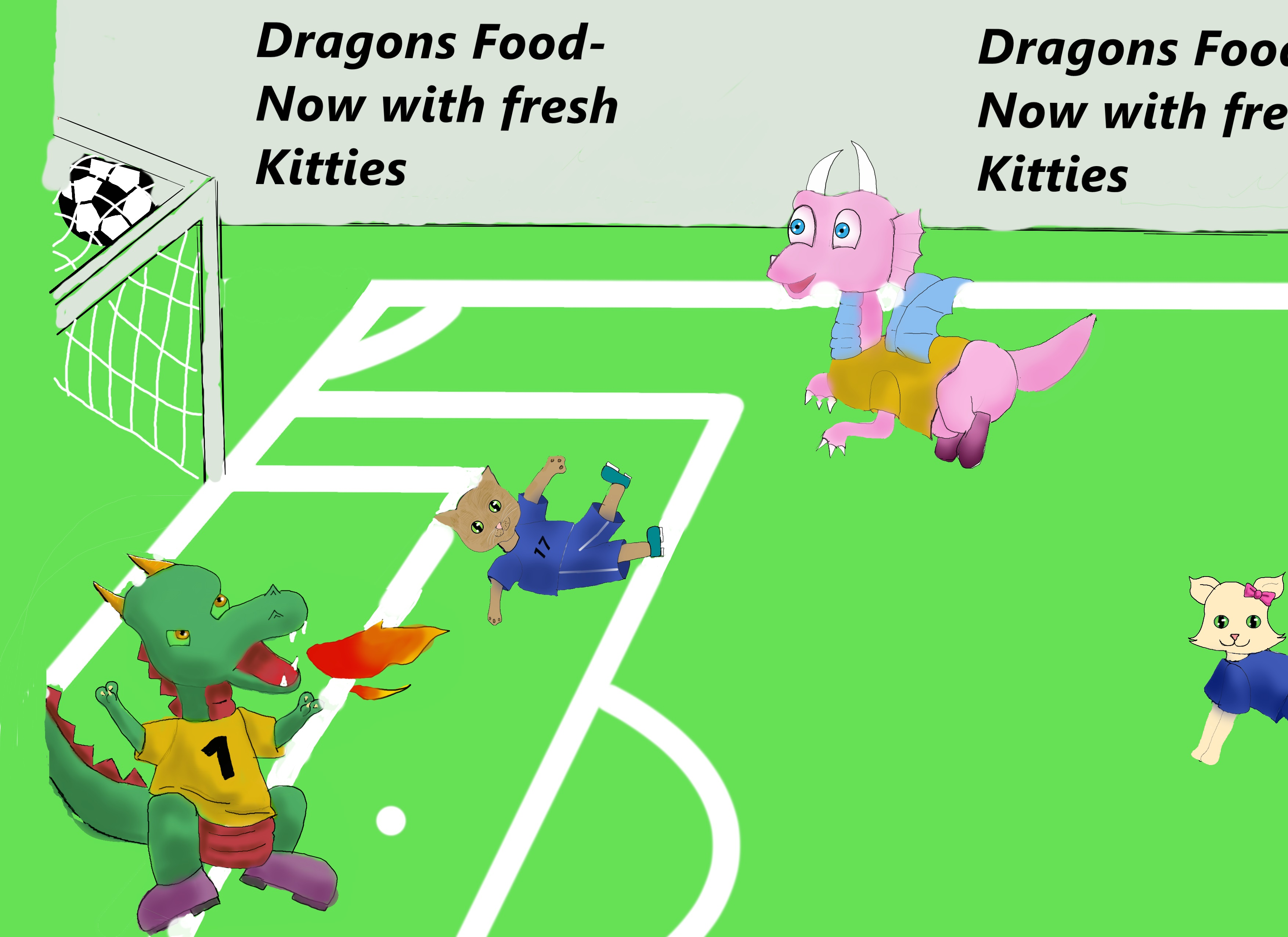 DragonsVsKittens