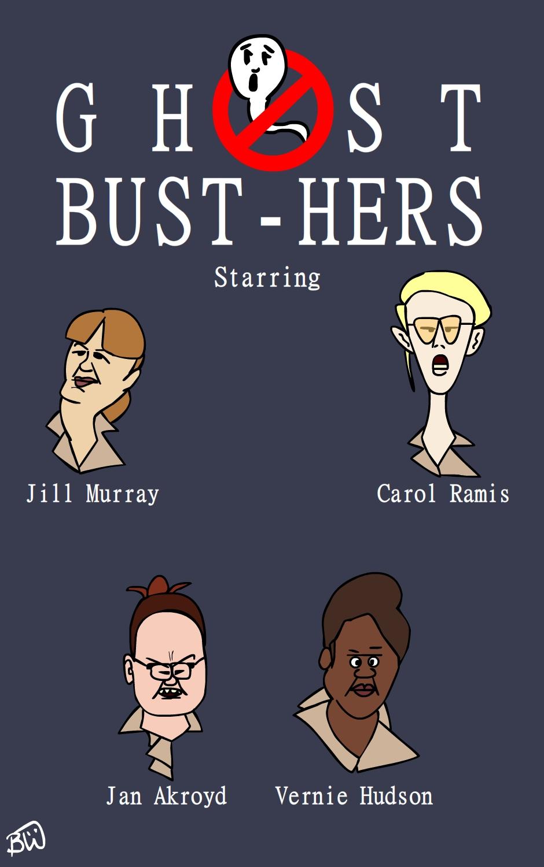 Ghostbust-hers