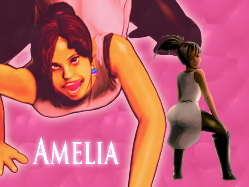 """Amelia """"Look Back At It"""""""
