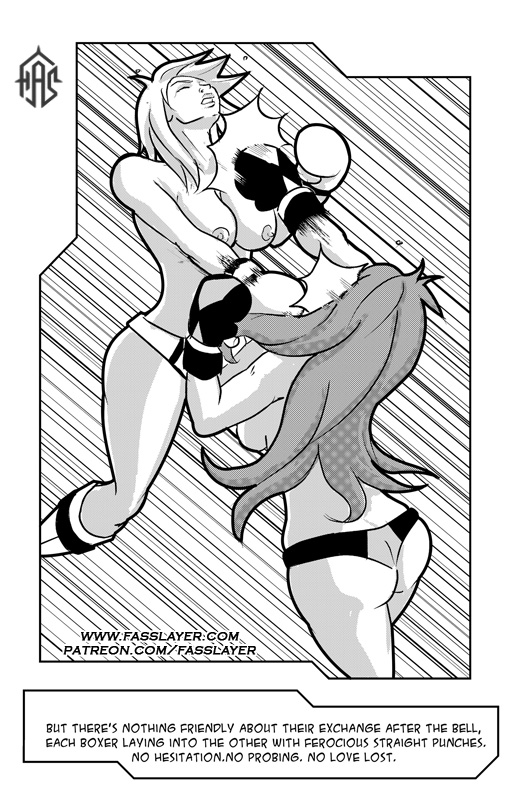 Foster Fights chapter 1 - example page 01