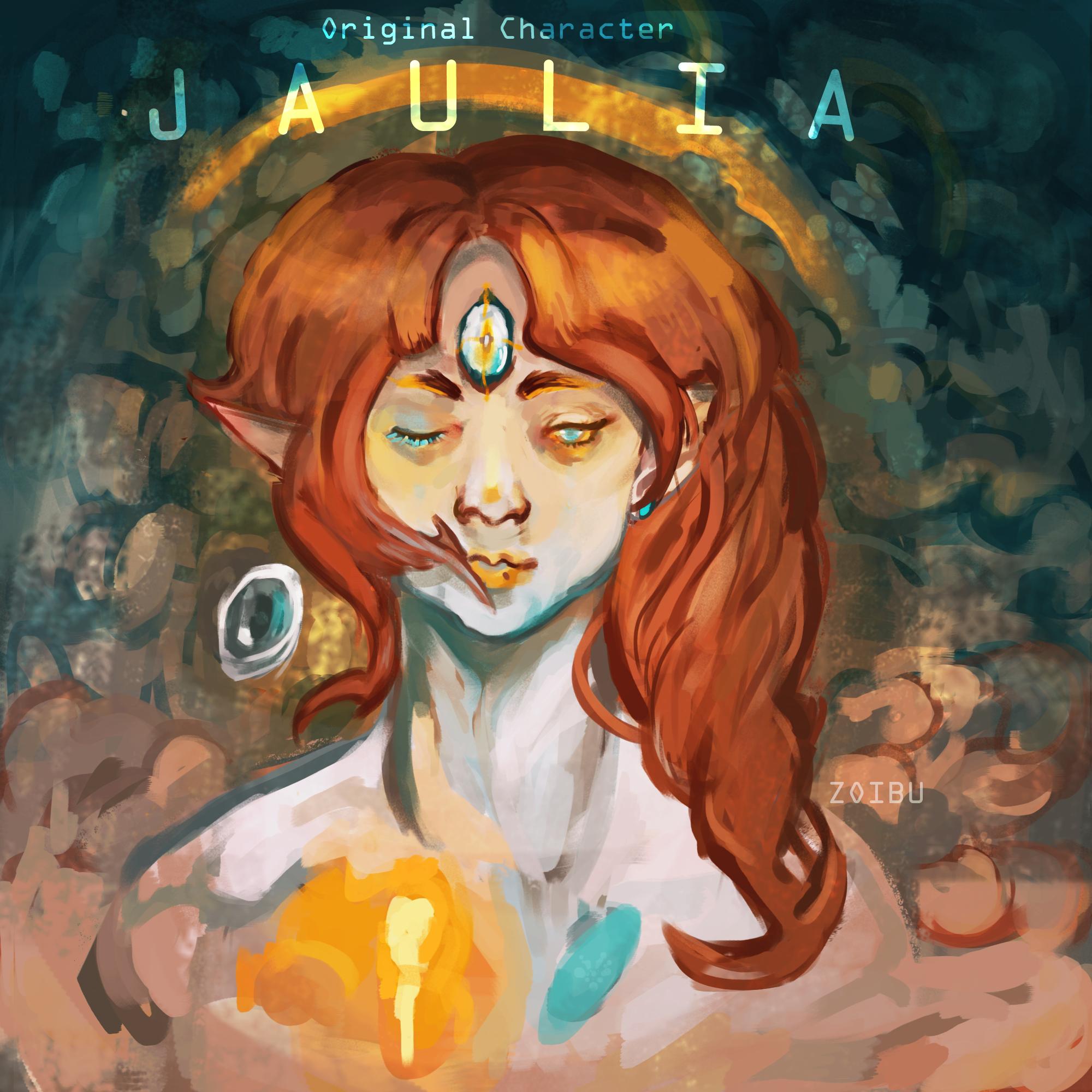 Jaulia (oc)