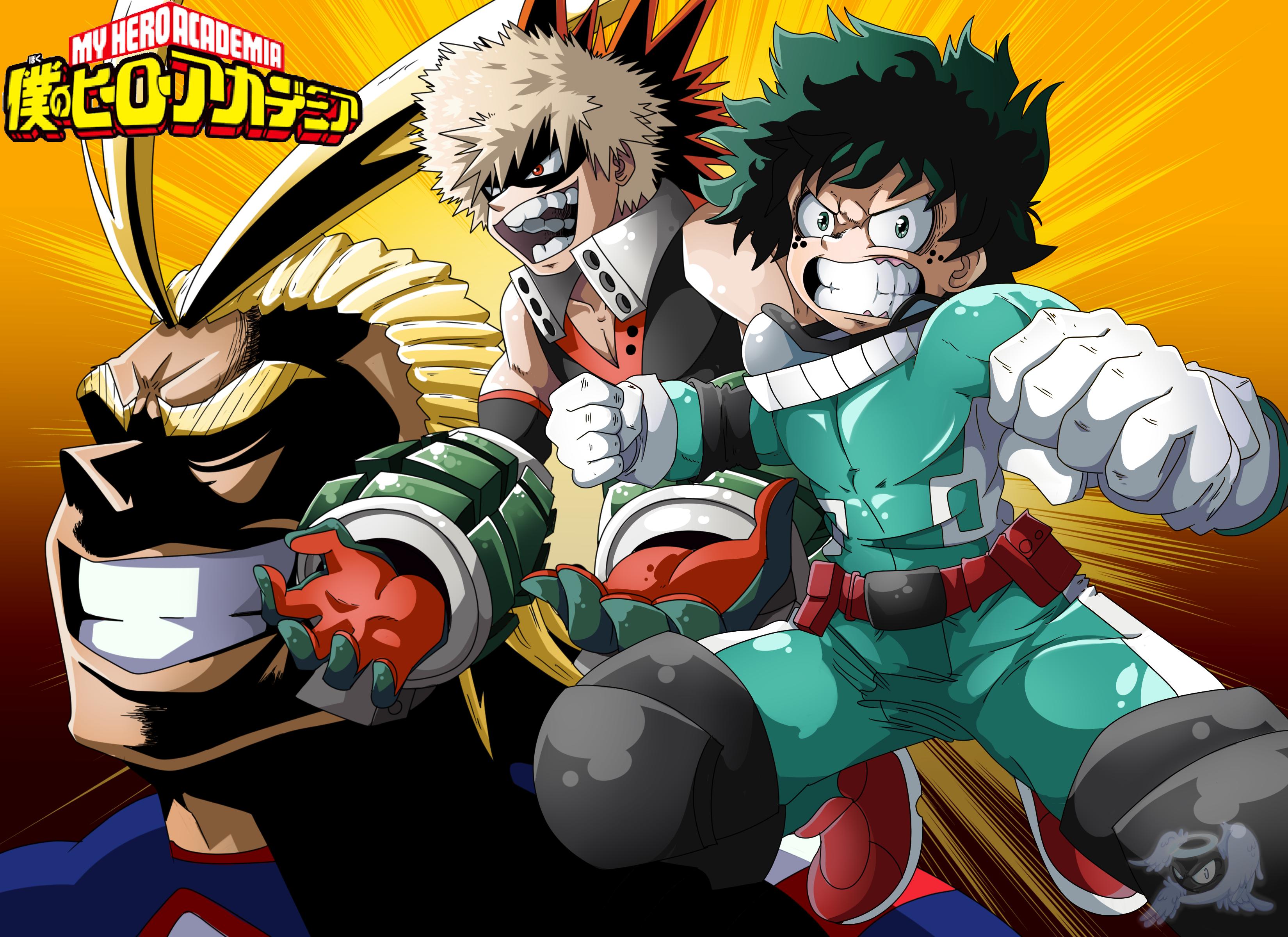 My Hero Academia Collage