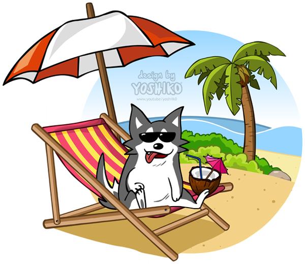 Yoshiko's Island - Holiday Trip