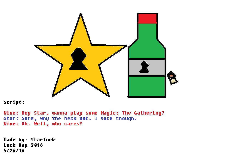 Lock Day 2016 (Star plays Magic)
