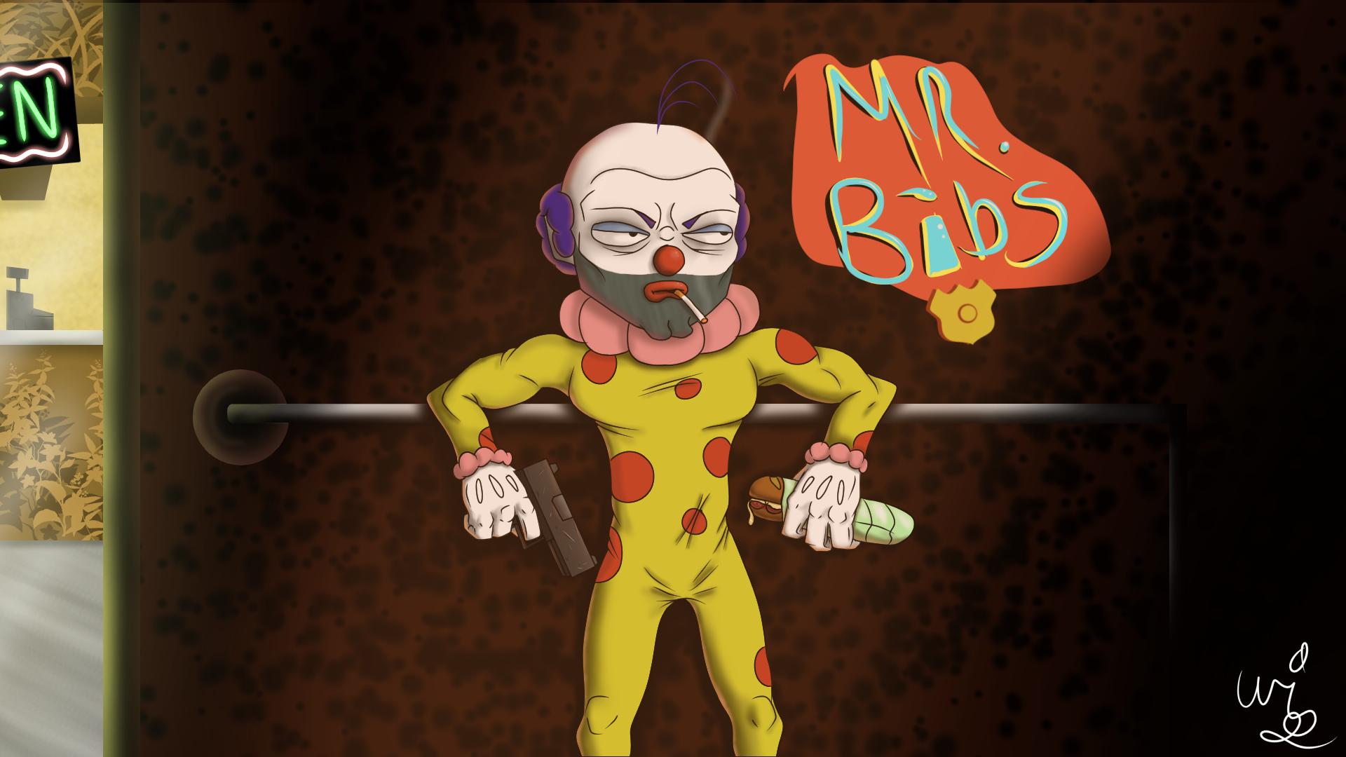 Mr. Bibs