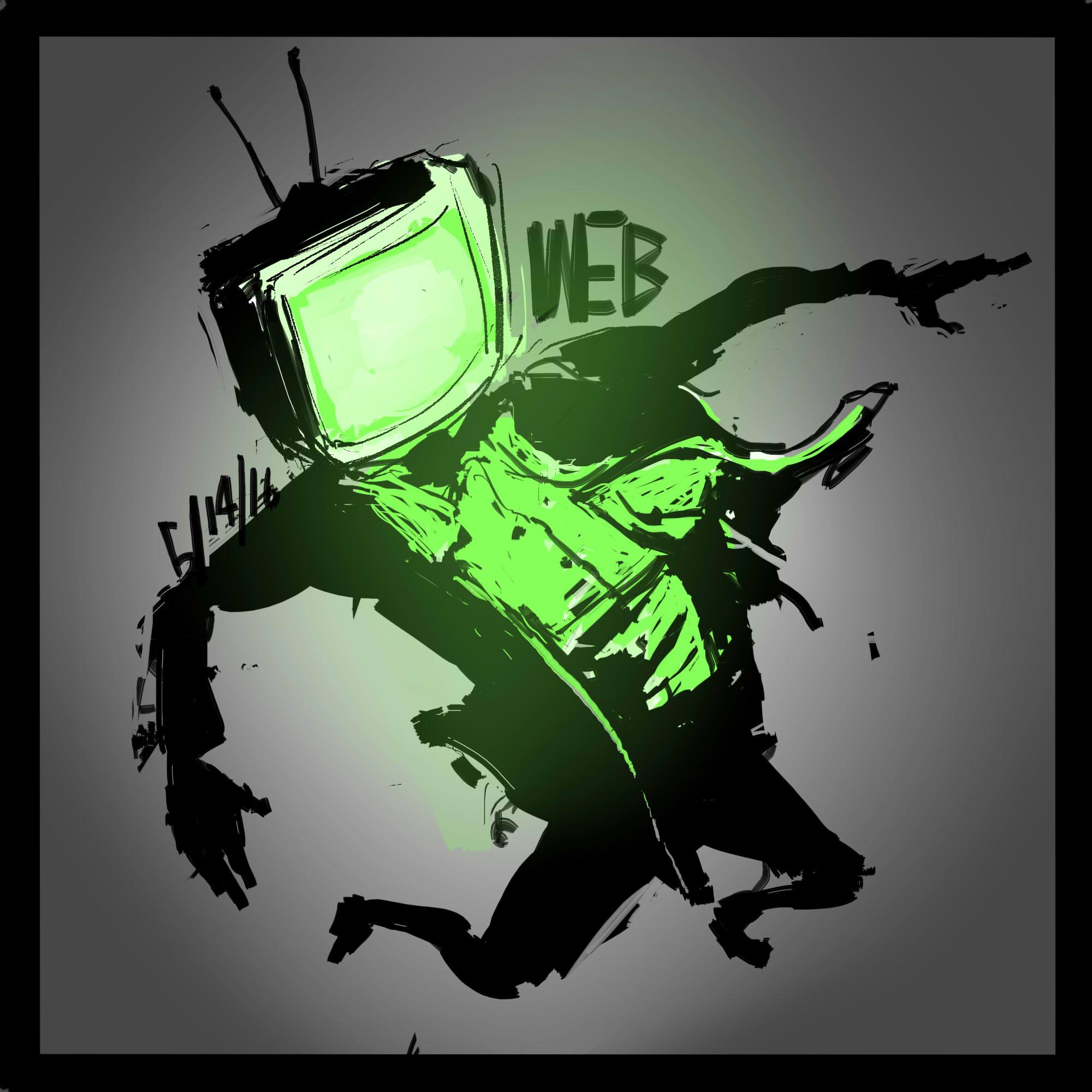 Its a tv