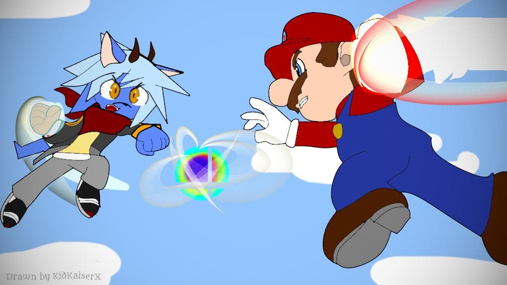 Kaiser vs Mario