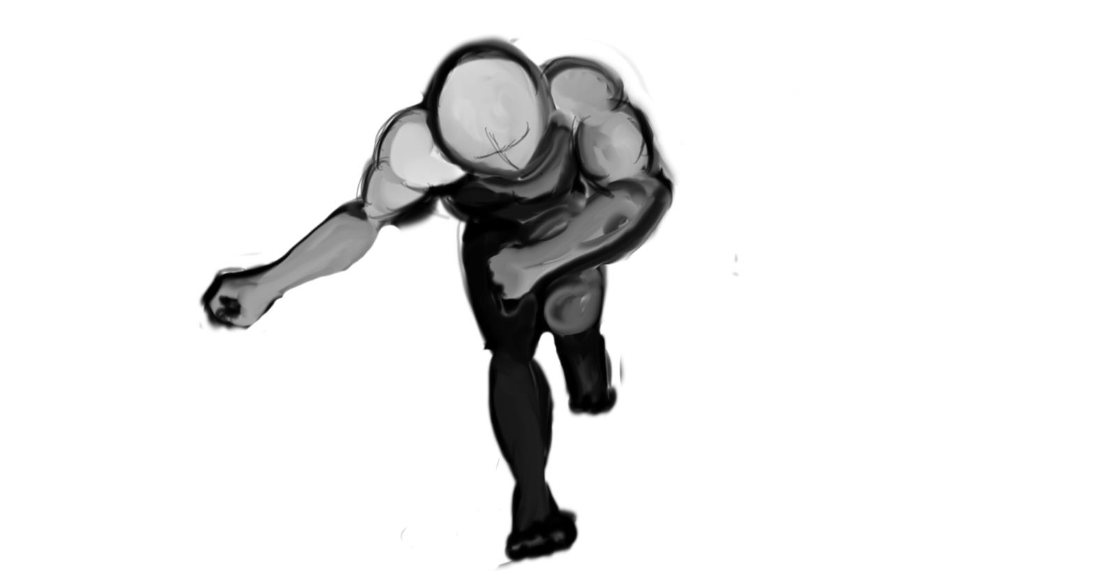 form in motion study, looking for feedback