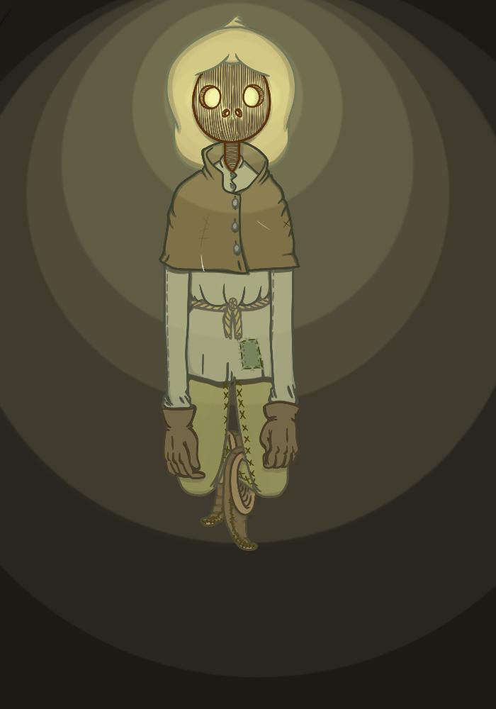 Wicker Mannequin