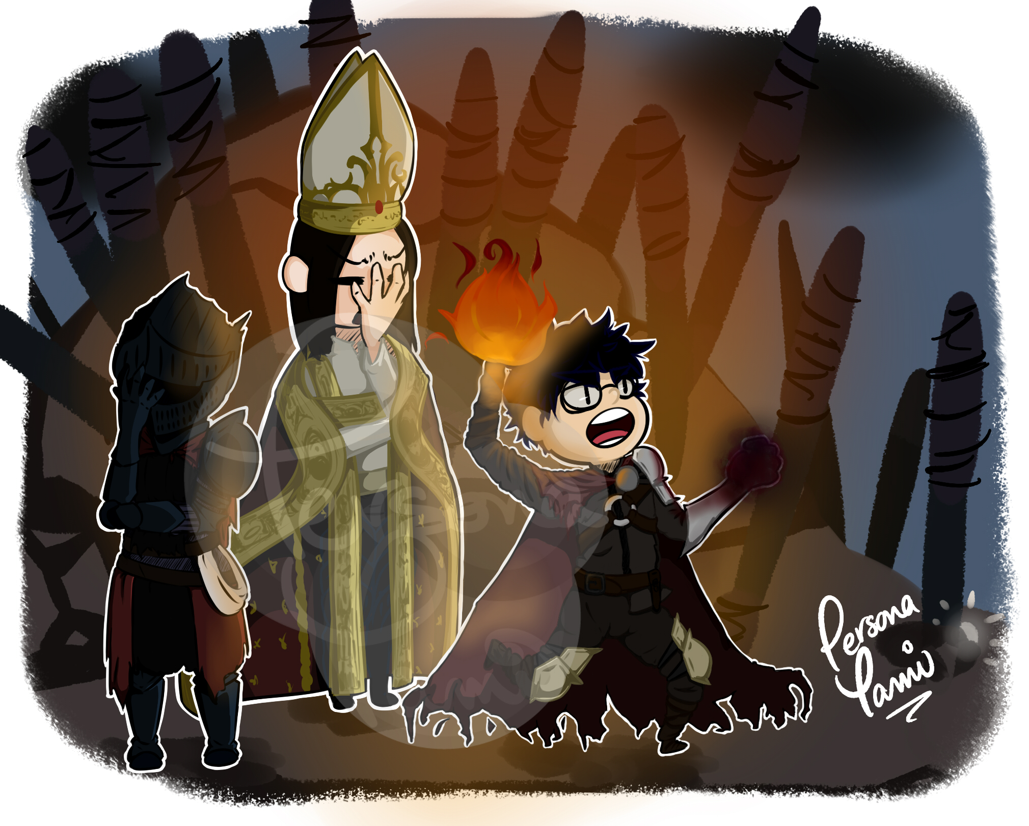 Dark Souls Party