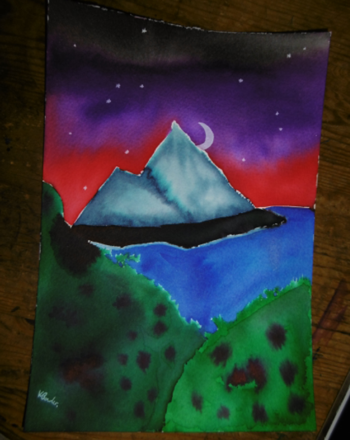 Ink Mountains