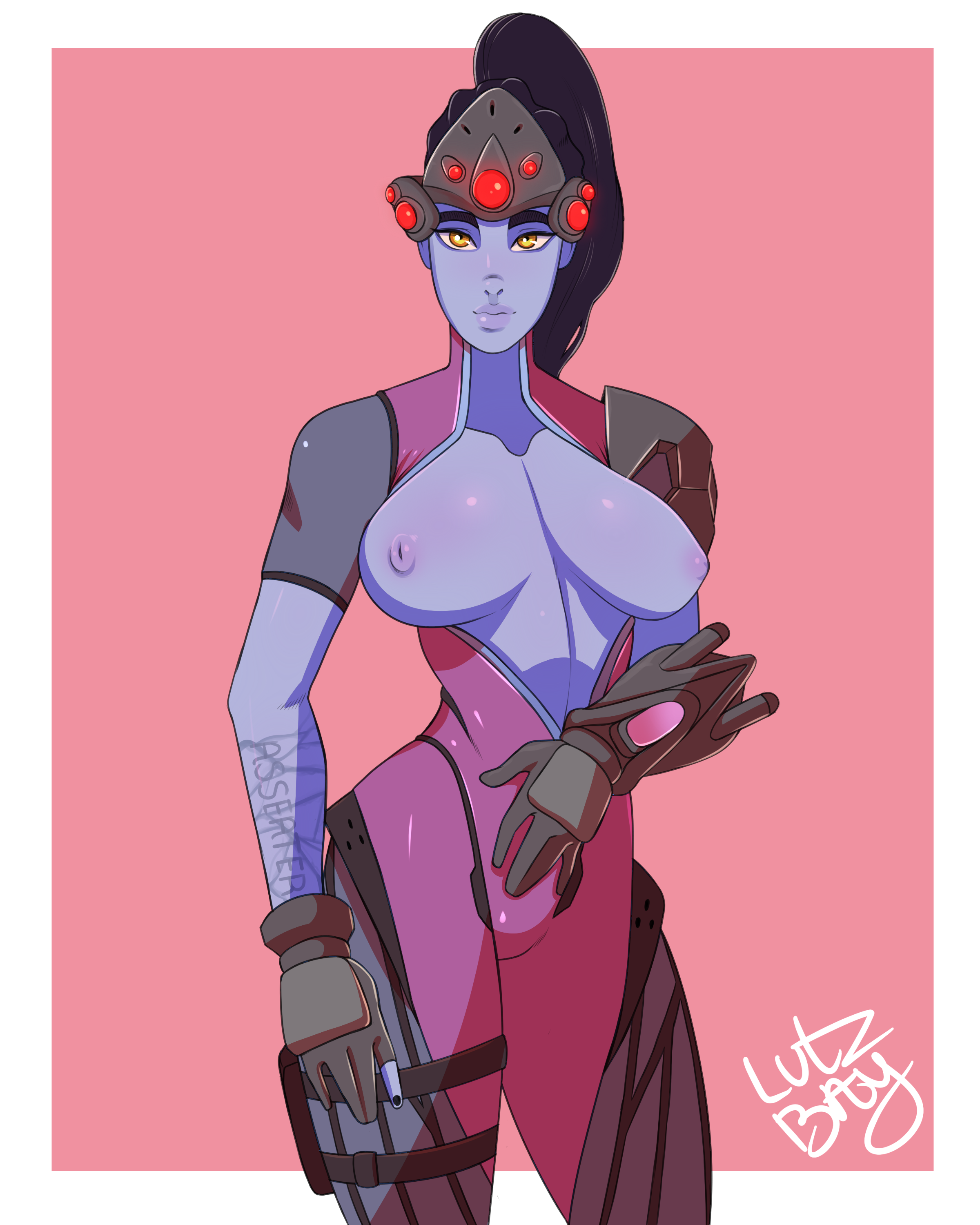 Widowmaker tits