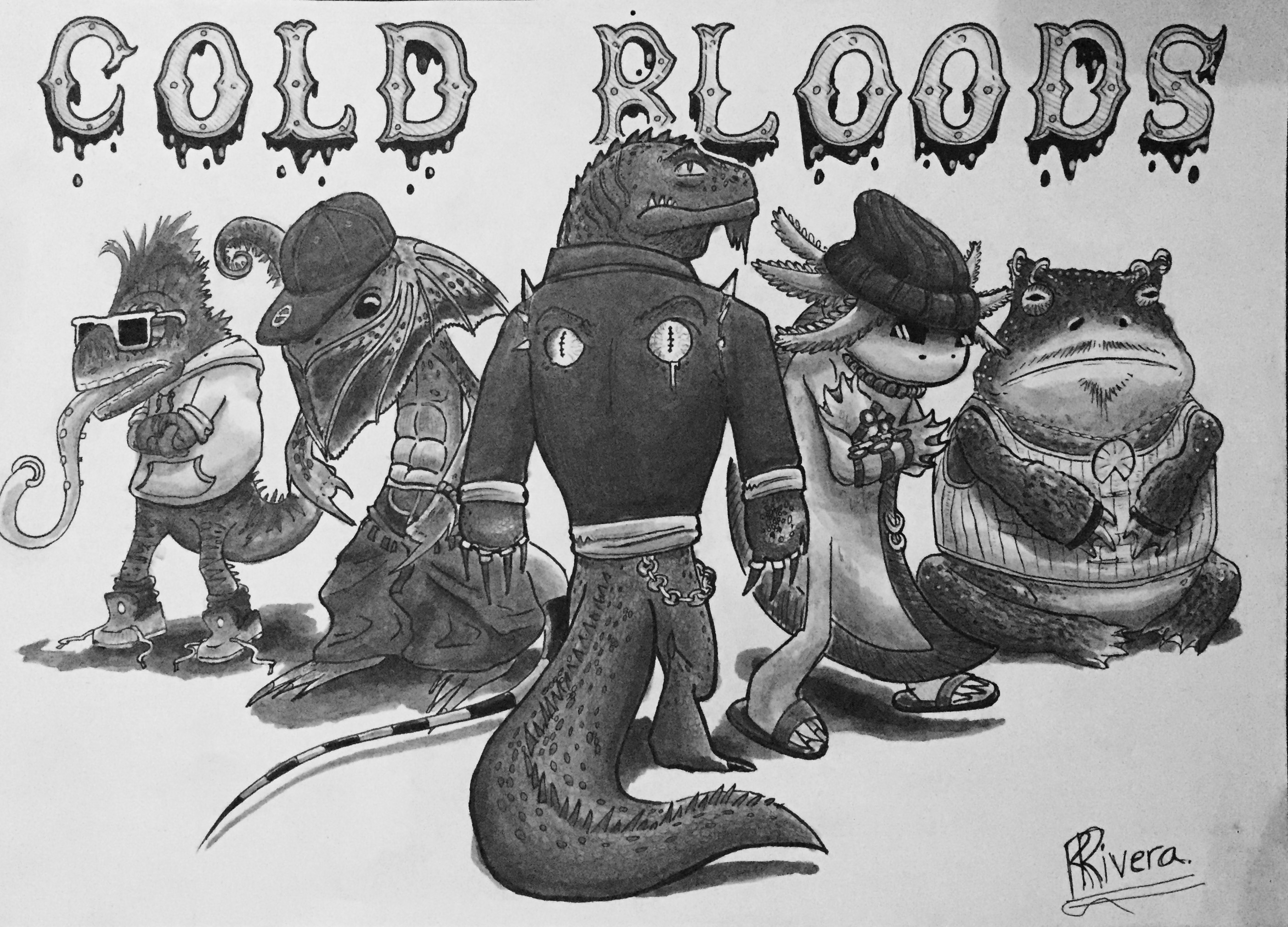 The Cold Bloods