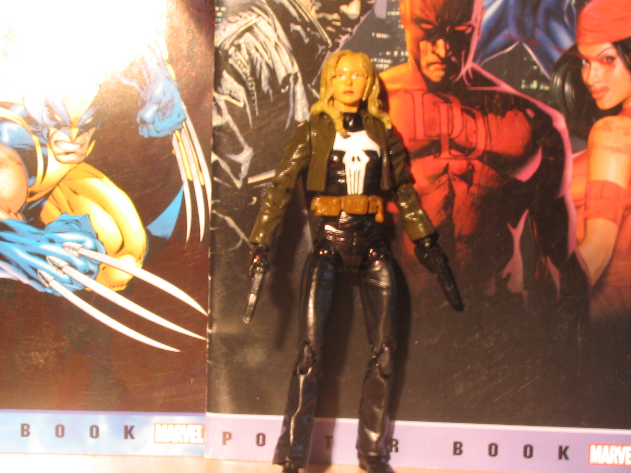 Lynn Michaels (custom figure)