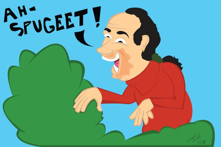 Spagett!