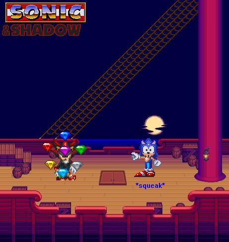 Sonic 'N' Shadow 2