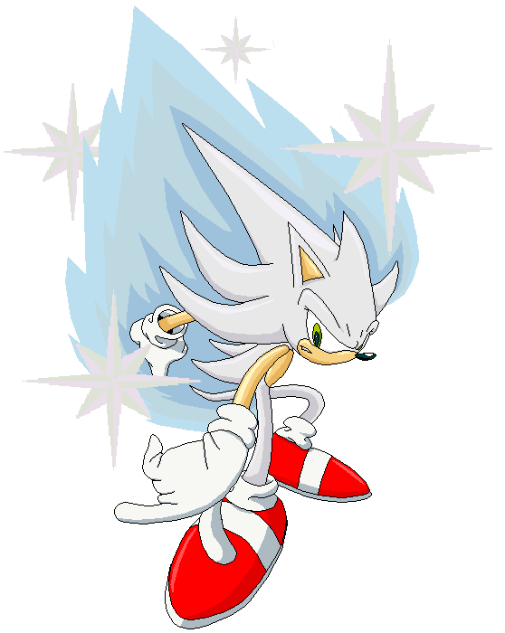 Sonic The Hedgehog Hyper Form