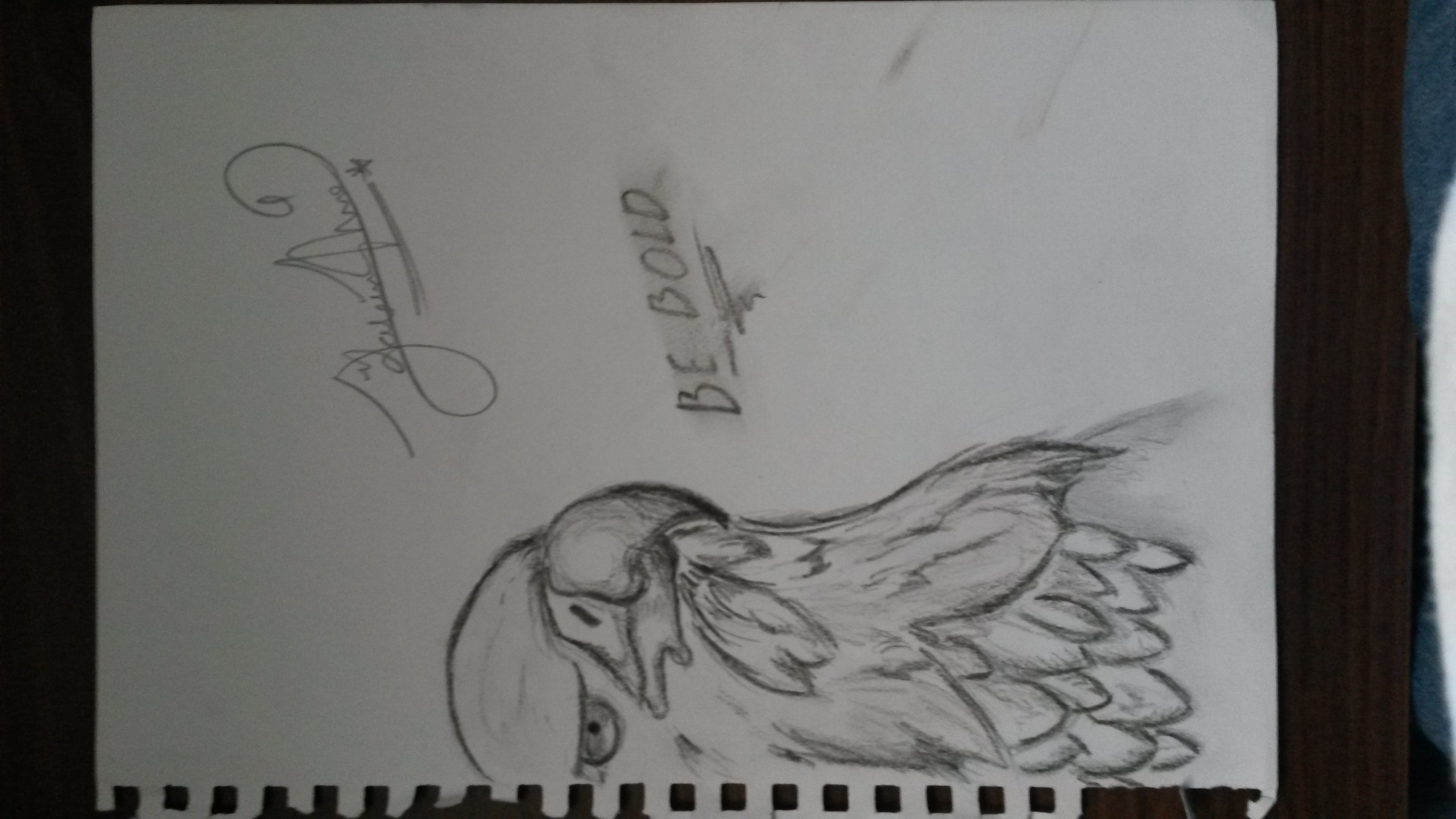 Quick sketch from a while back