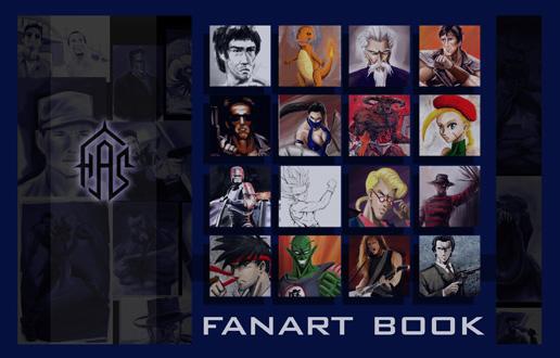 Fanart book