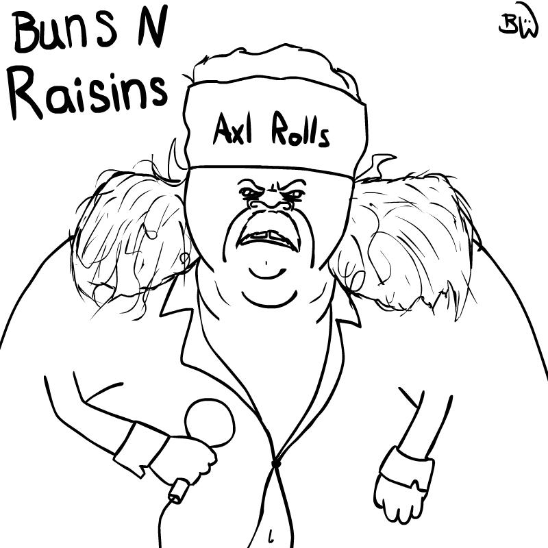 Axl Rolls