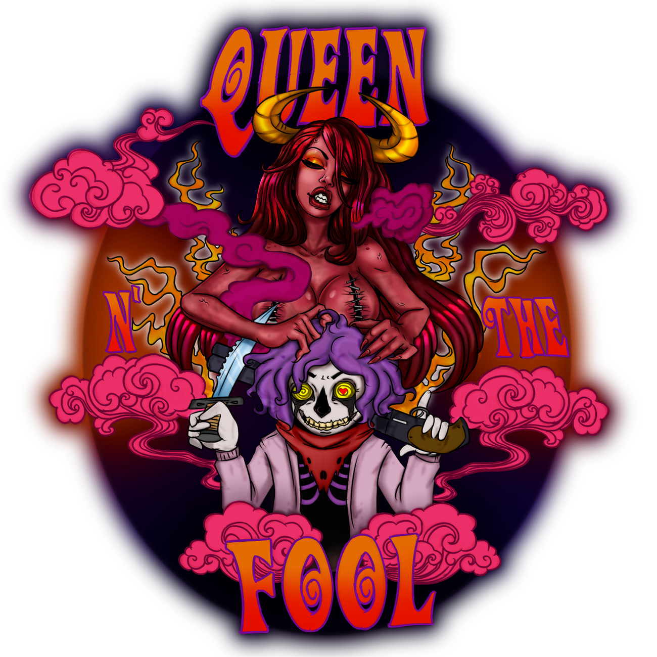 Queen and the Fool