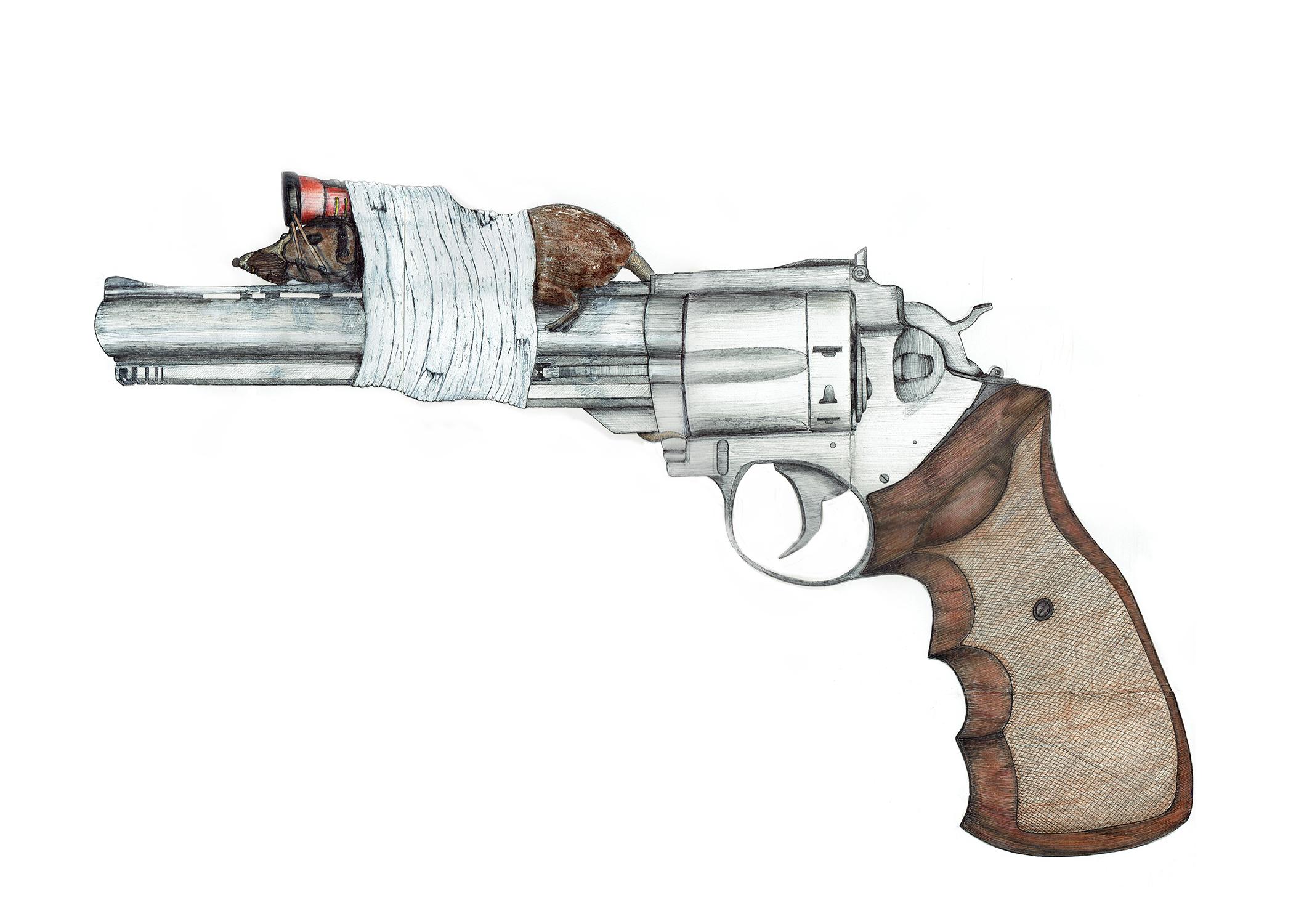 Rat Flash Gun