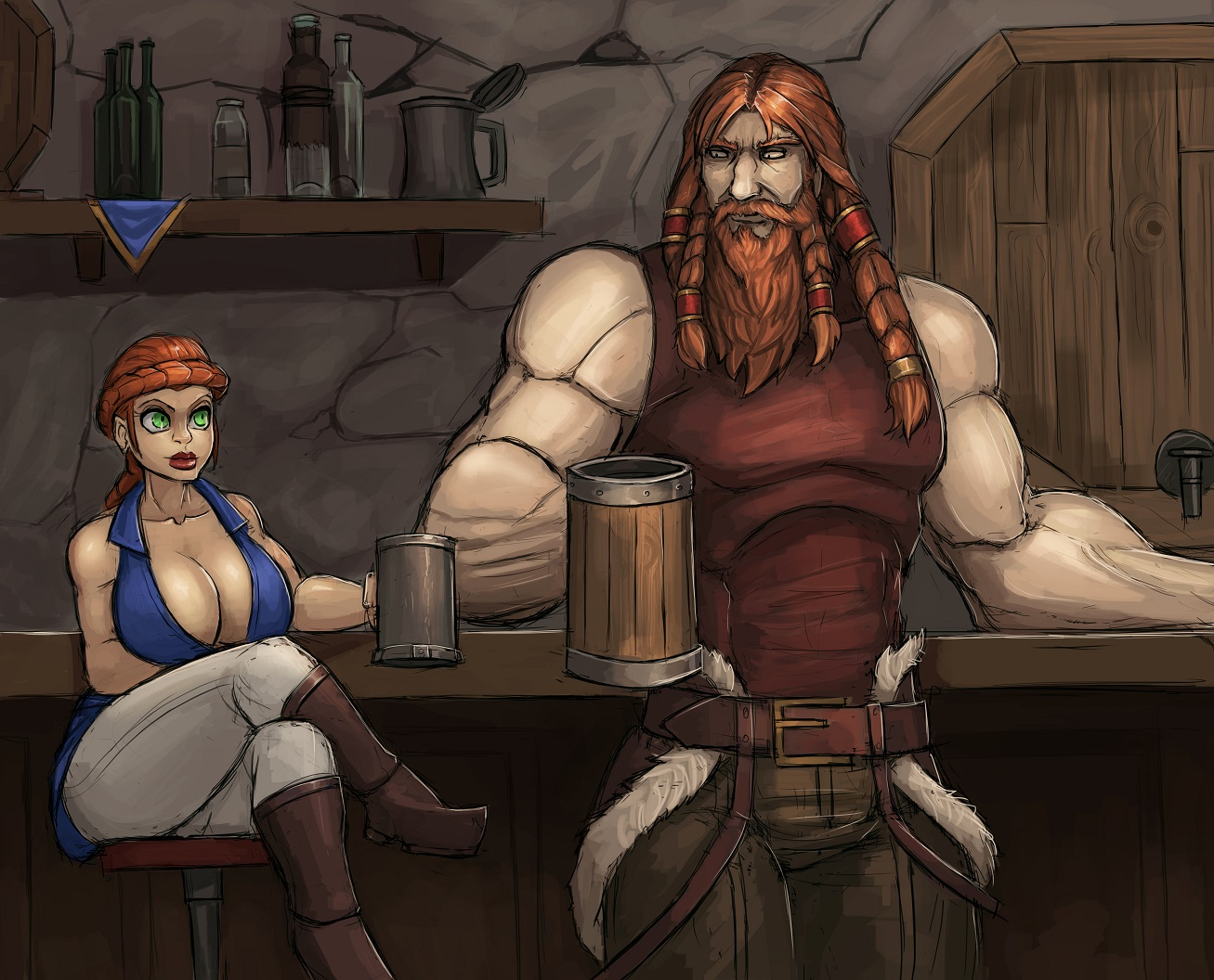 Tavern Night