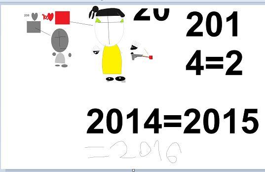 Whankel 2014 a 2015 a 2016
