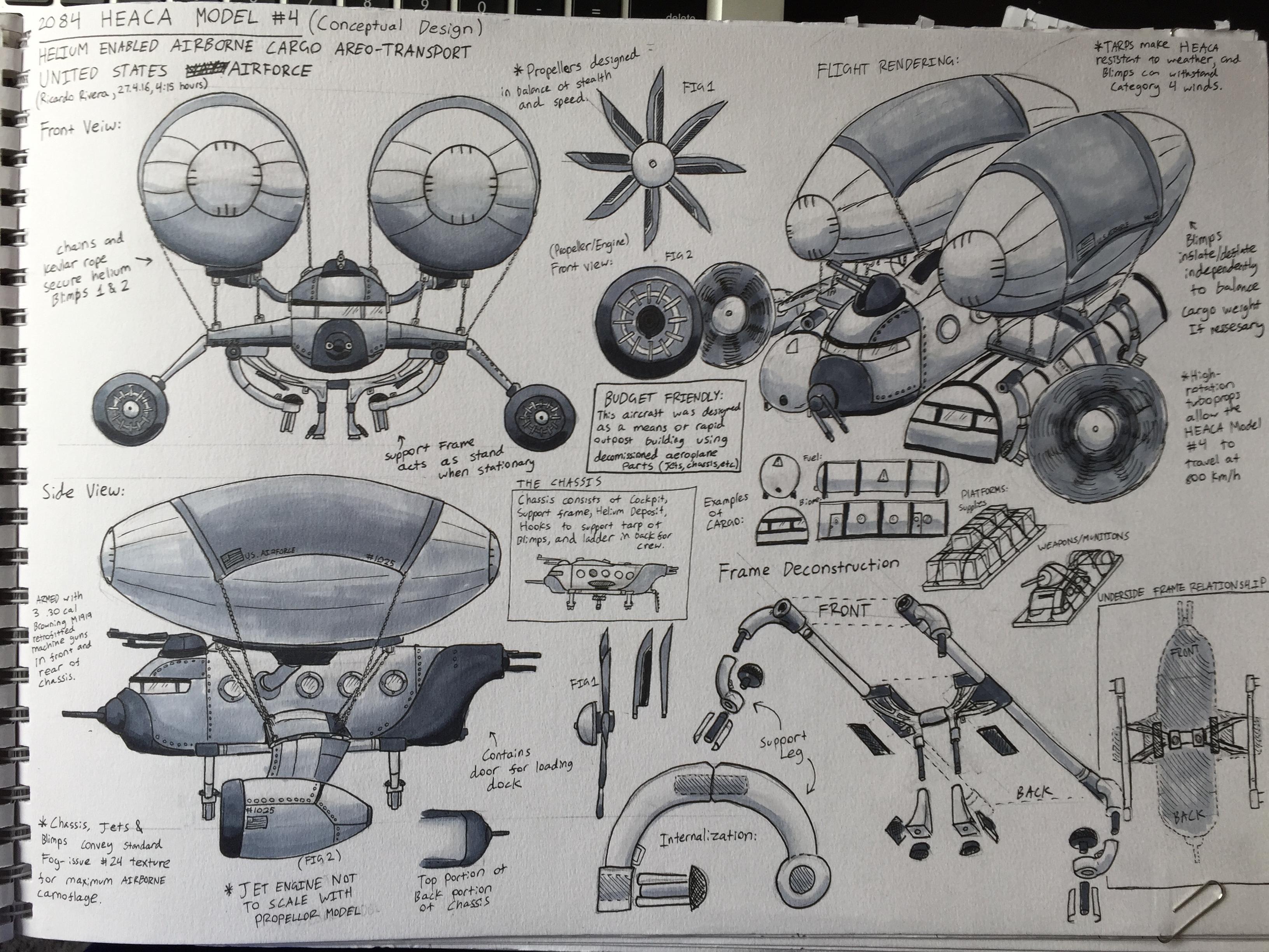 First Ever Concept Art!