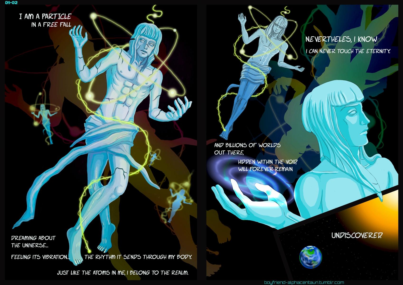 My Boyfriend's from Alpha Centauri_Chapter 1_Page 01-02