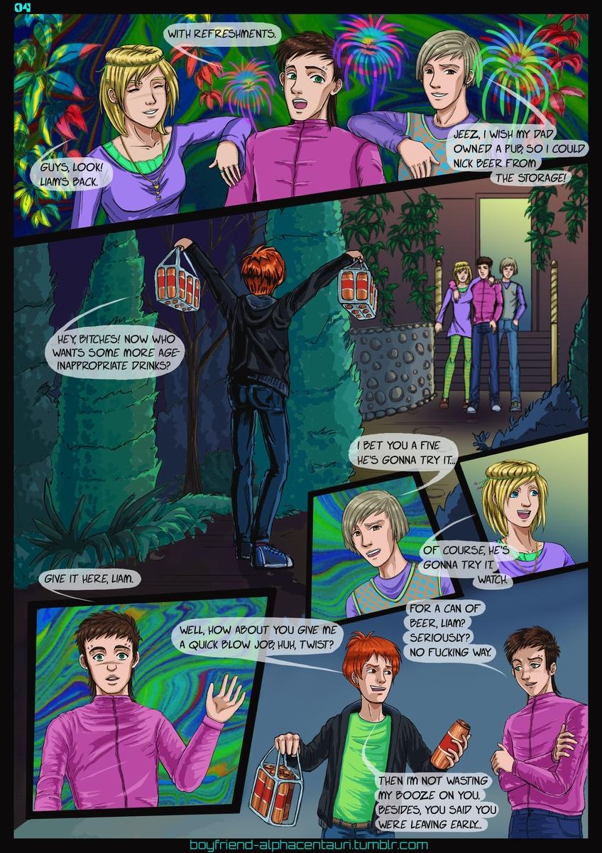 My Boyfriend's from Alpha Centauri_Chapter 1_Page 04