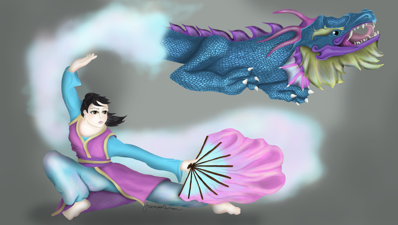 Dragon Fan