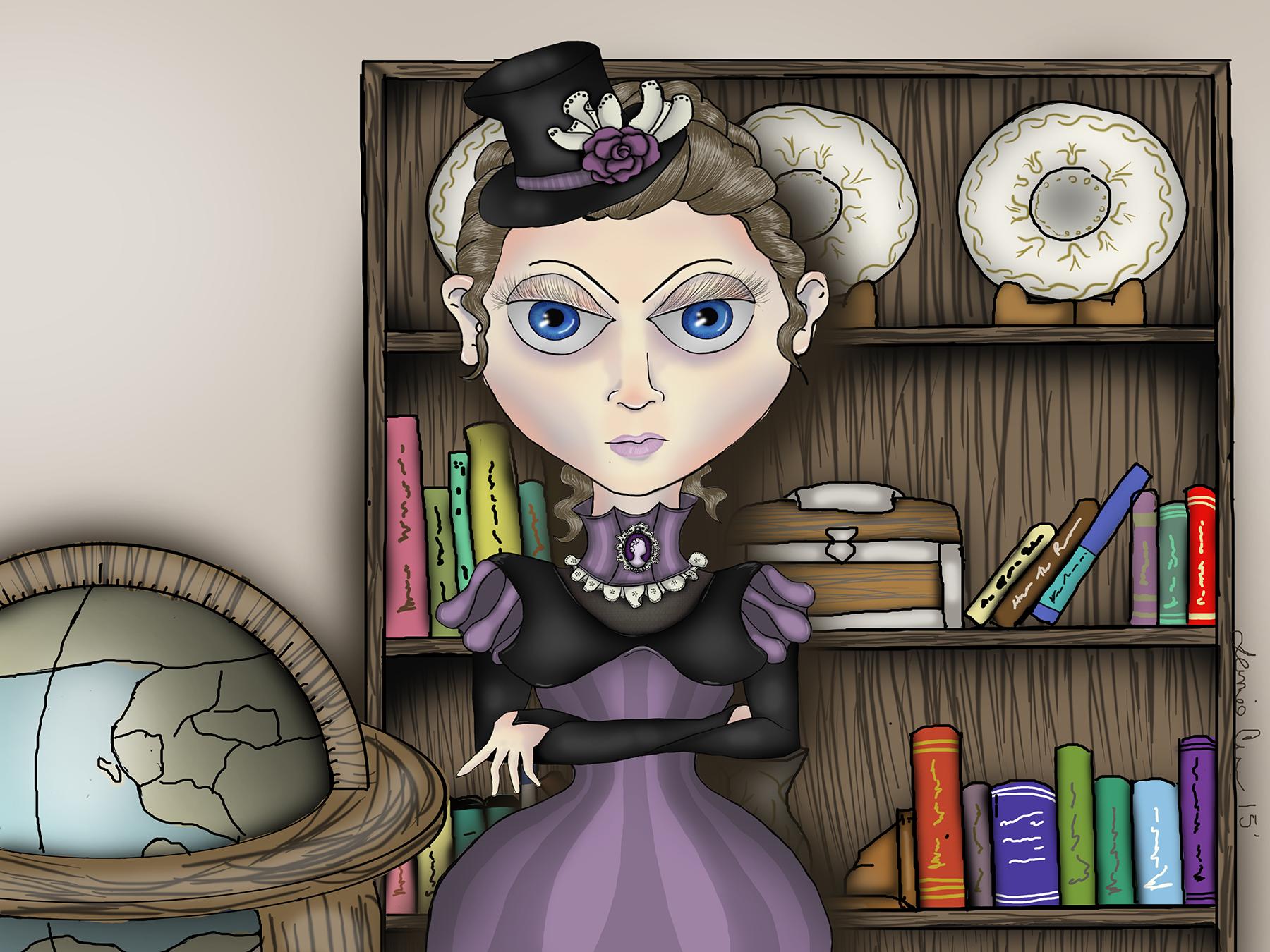 Miss Cordelia Black