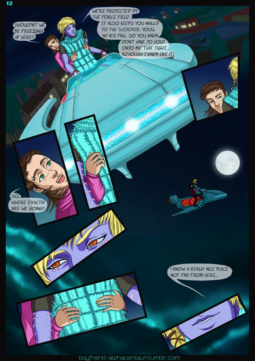 My BF's from Alpha Centauri_Chapter 1_Page 12