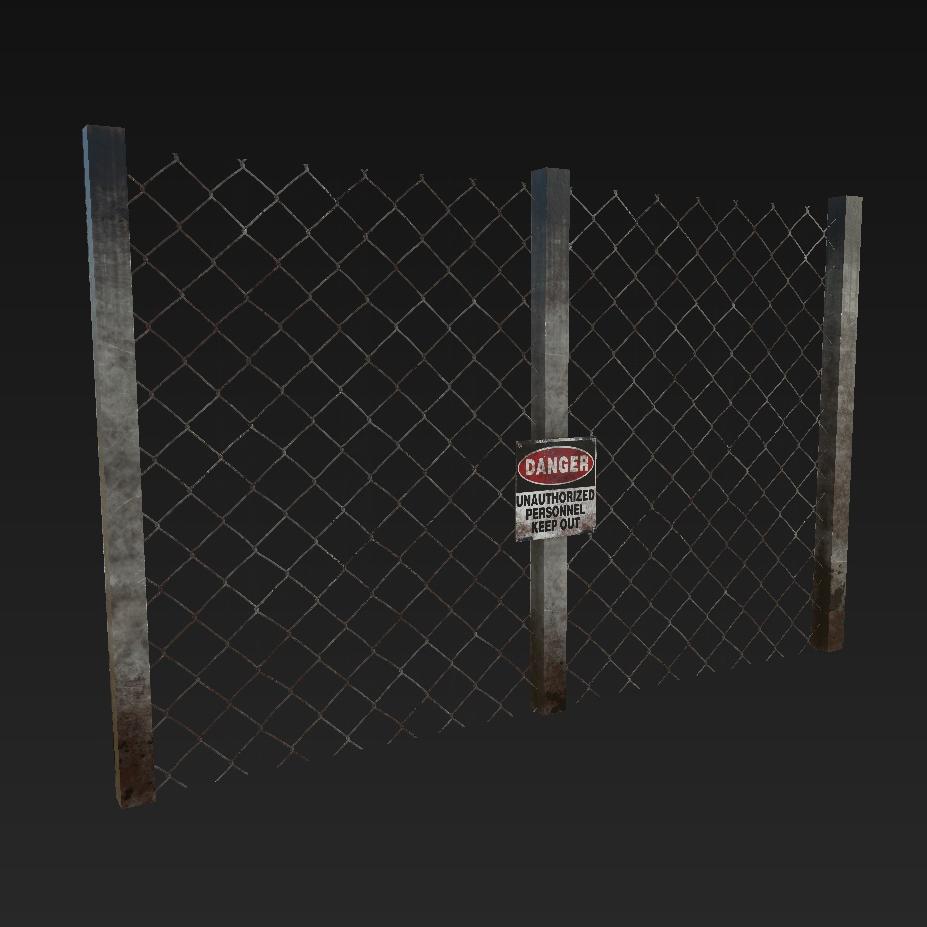 Net Fence