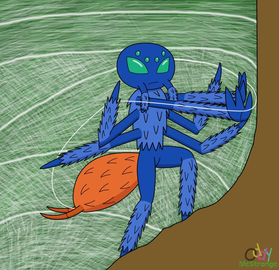Theodore The Tarantula