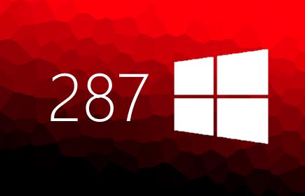 Windows 287