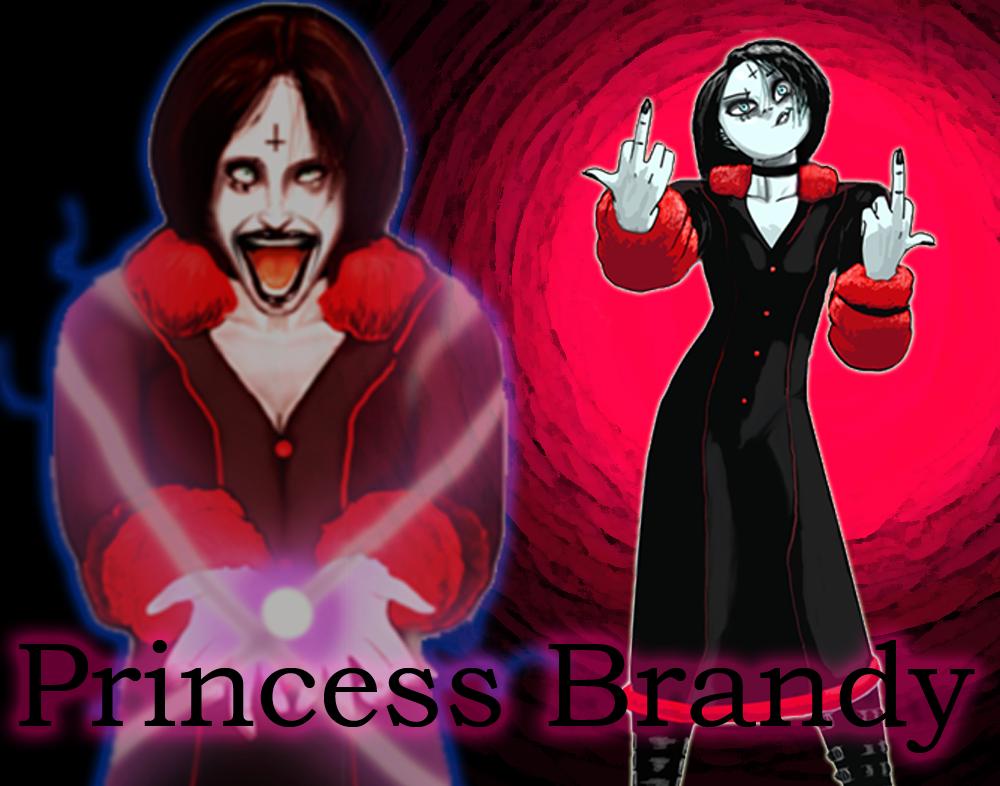 Princess Becky (aka Brandy) - Fuck All Y'all!!!
