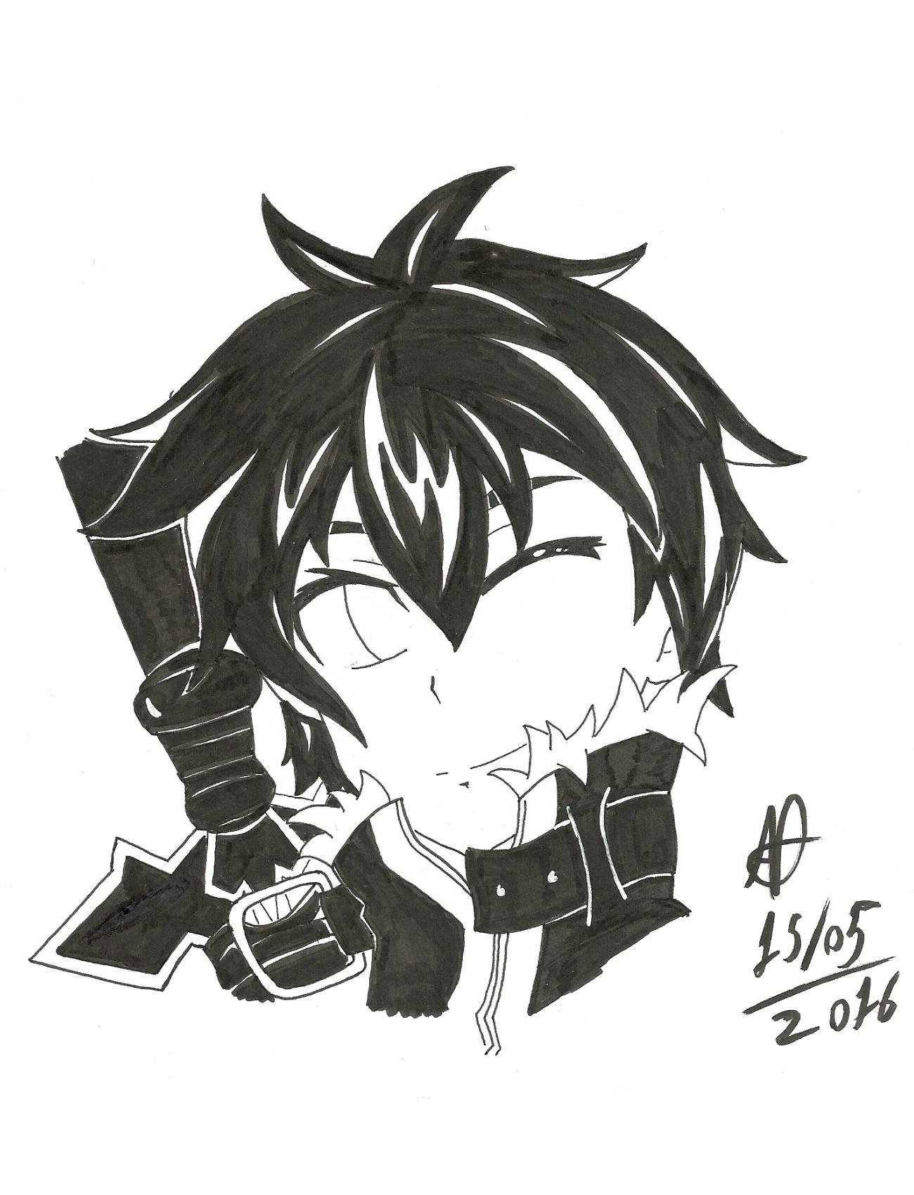 Sword Art Online ALO Kirito