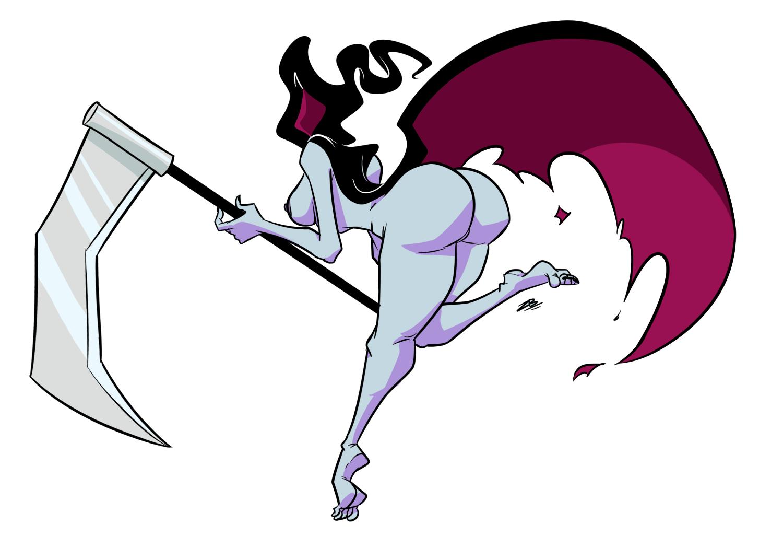 Deth's rear