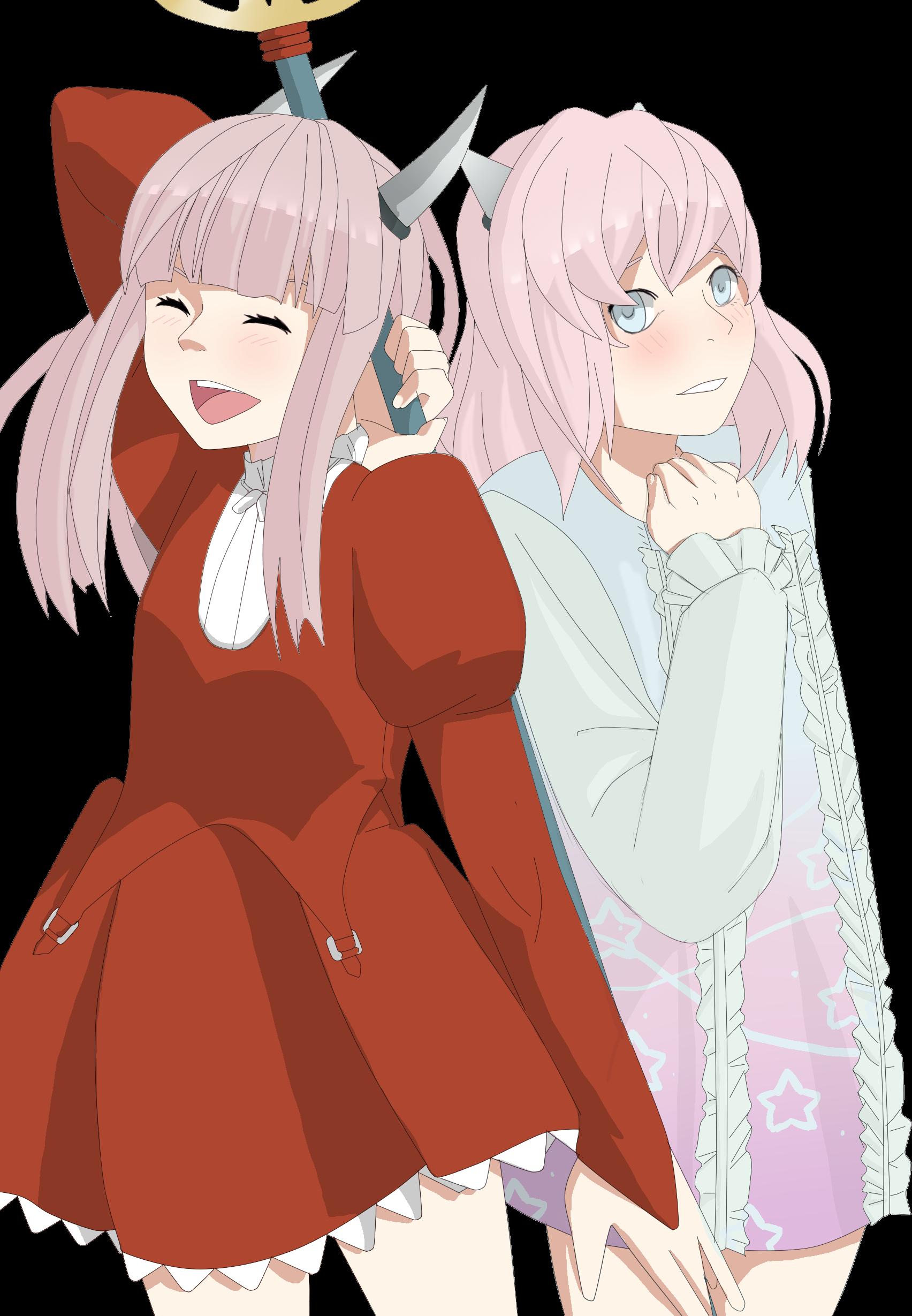 Enu and Eka