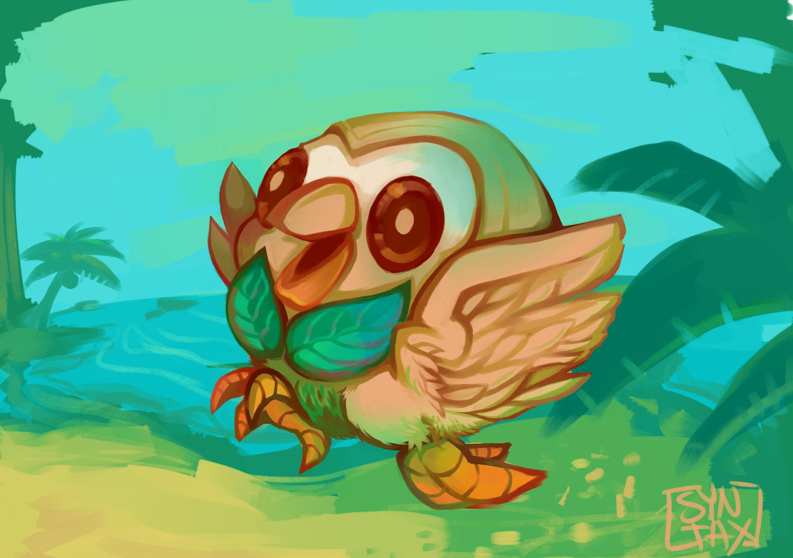 bird orbo
