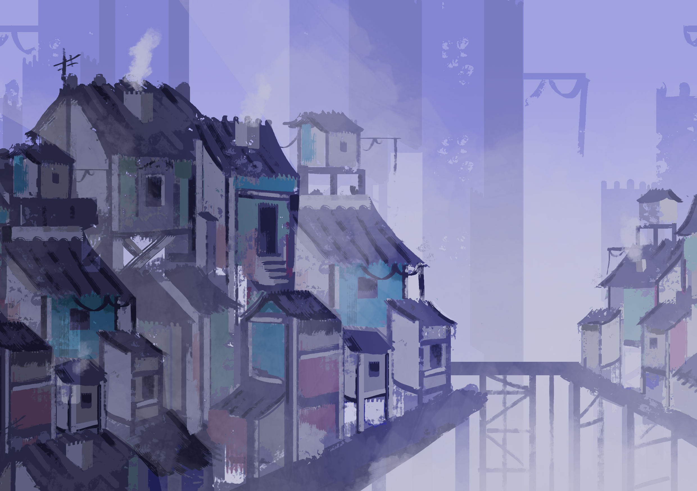 Ominous part of town